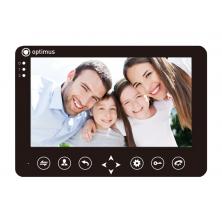 Видеодомофон Optimus VM-7.1 (Черный)